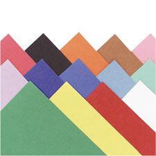 "Construction Paper, 9""x12"", 50/PK, Blue"
