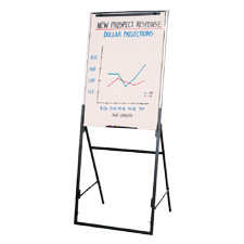"Futura Easel, Portable, Adjusts From 40""-67"", Black"