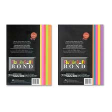 Bond Laser Paper, 24 lb., Recycled, 200/PK, FU/TL/YW/PE/OR