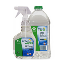 Glass/Surface Cleaner, Trigger Spray, 32 oz.