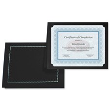 "Certificate Holders, 9 3/4""x12 1/2"" Folded, 5 Ct"