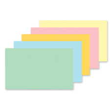 "Coloured Paper/Multi, 20lb, 8-1/2""x14"", 500/10/PK, Blue"